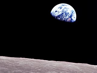 The Story Behind Apollo 8's Famous Earthrise Photo