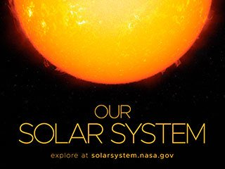 Our Solar System Poster - Version A