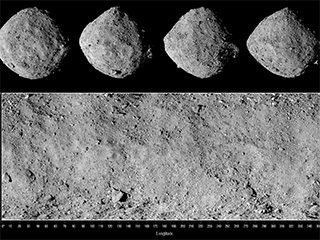 Four Sides of Asteroid Bennu