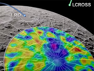 Water Released from Moon: Director's Cut