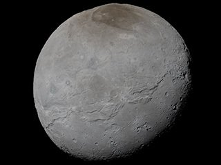 True Colors of Charon
