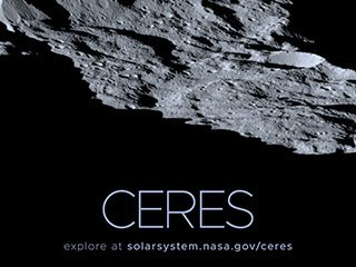 Ceres Poster - Version B