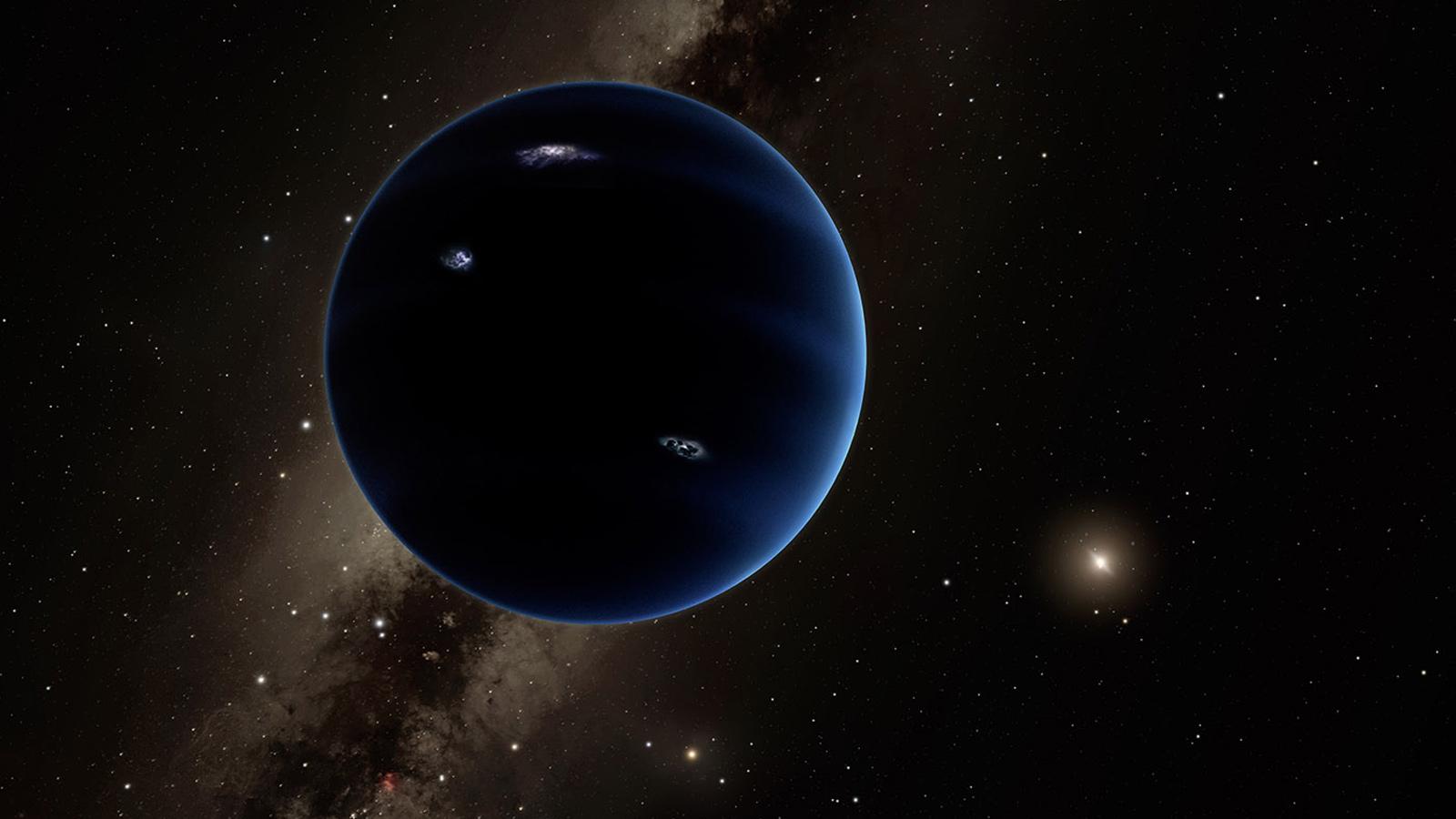 In Depth Hypothetical Planet X Nasa Solar System Exploration